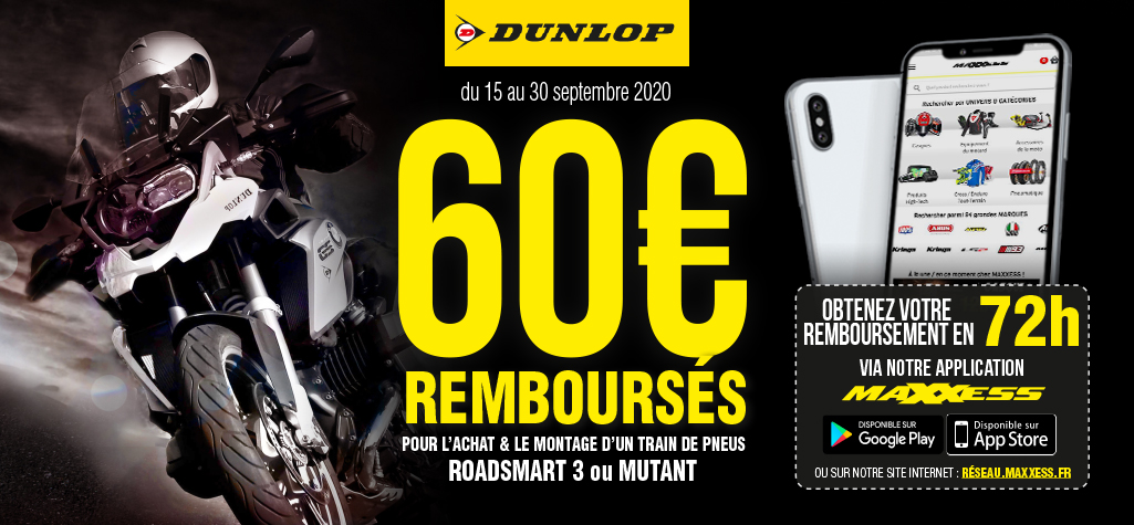 FEATURED ODR DUNLOP SEPTEMBRE 2020