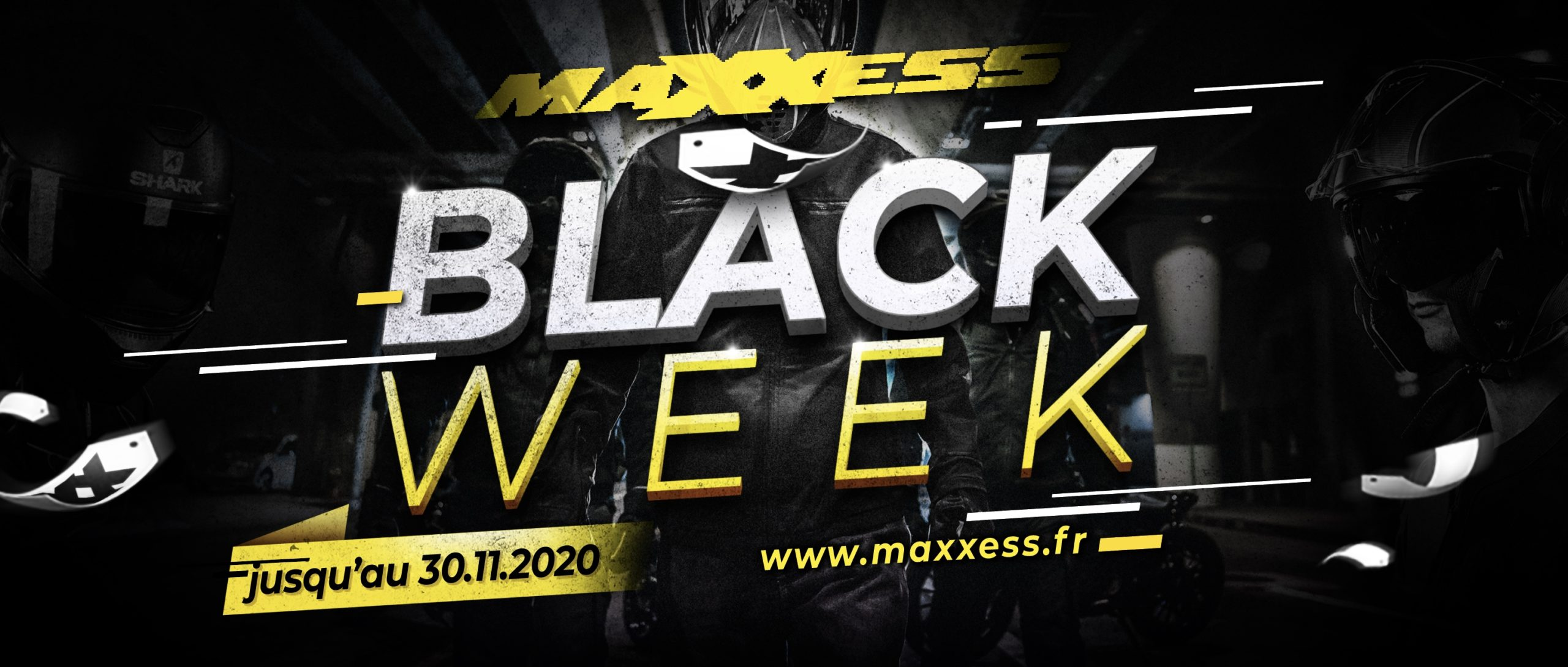 BLACK WEEK MAXXESS