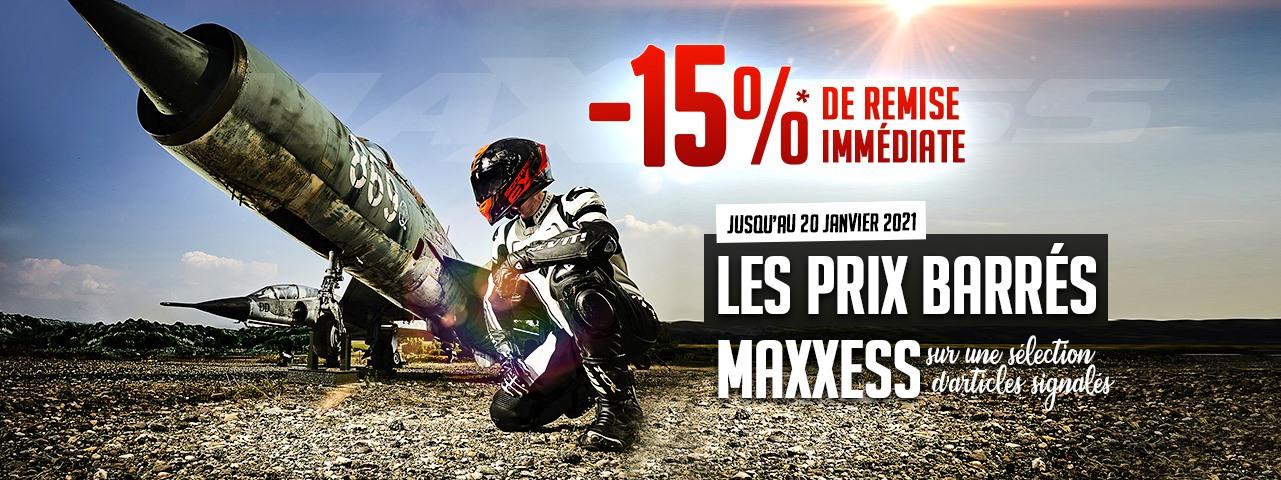 PRIX BARRES MAXXESS