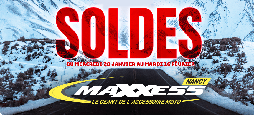 SOLDES MAXXESS NANCY