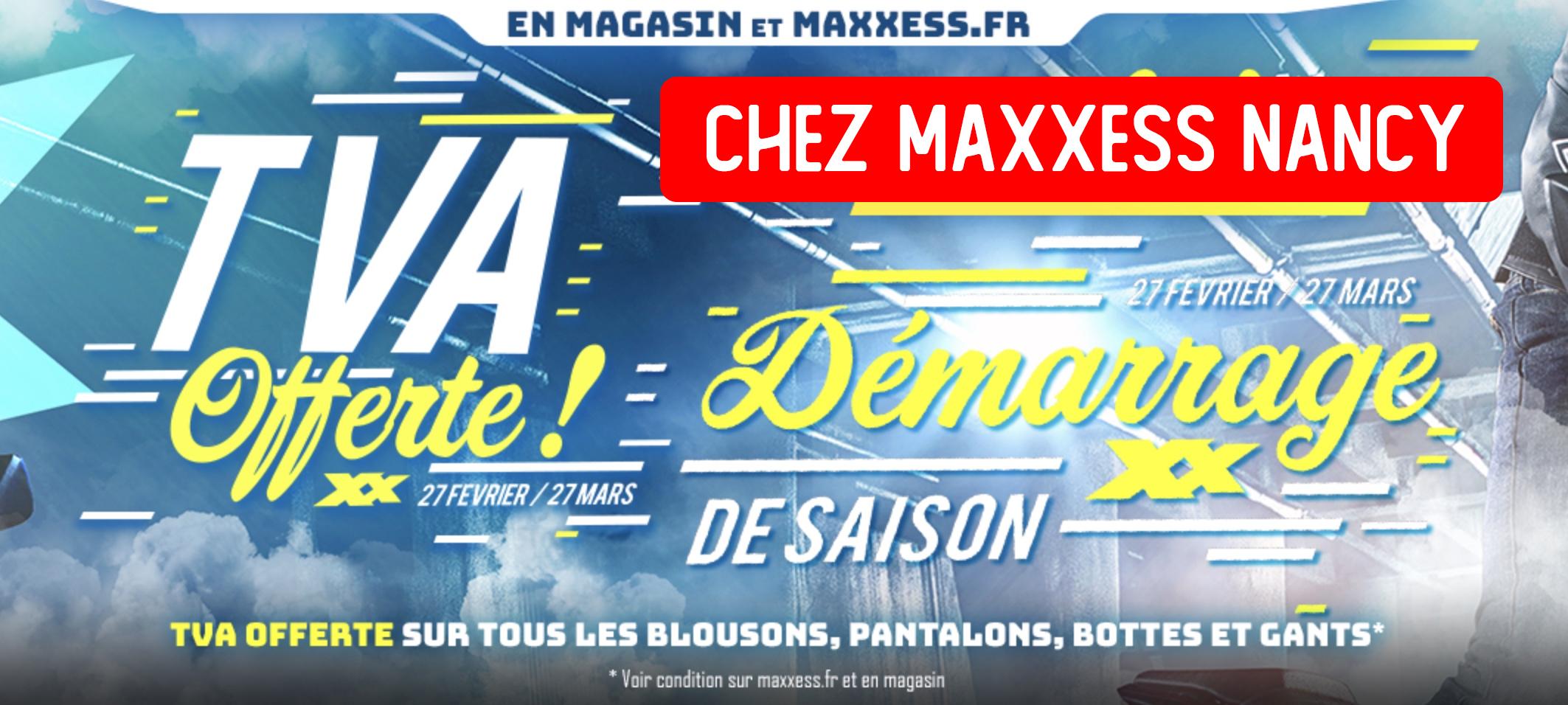 Démarrage De Saison Chez MAXXESS NANCY
