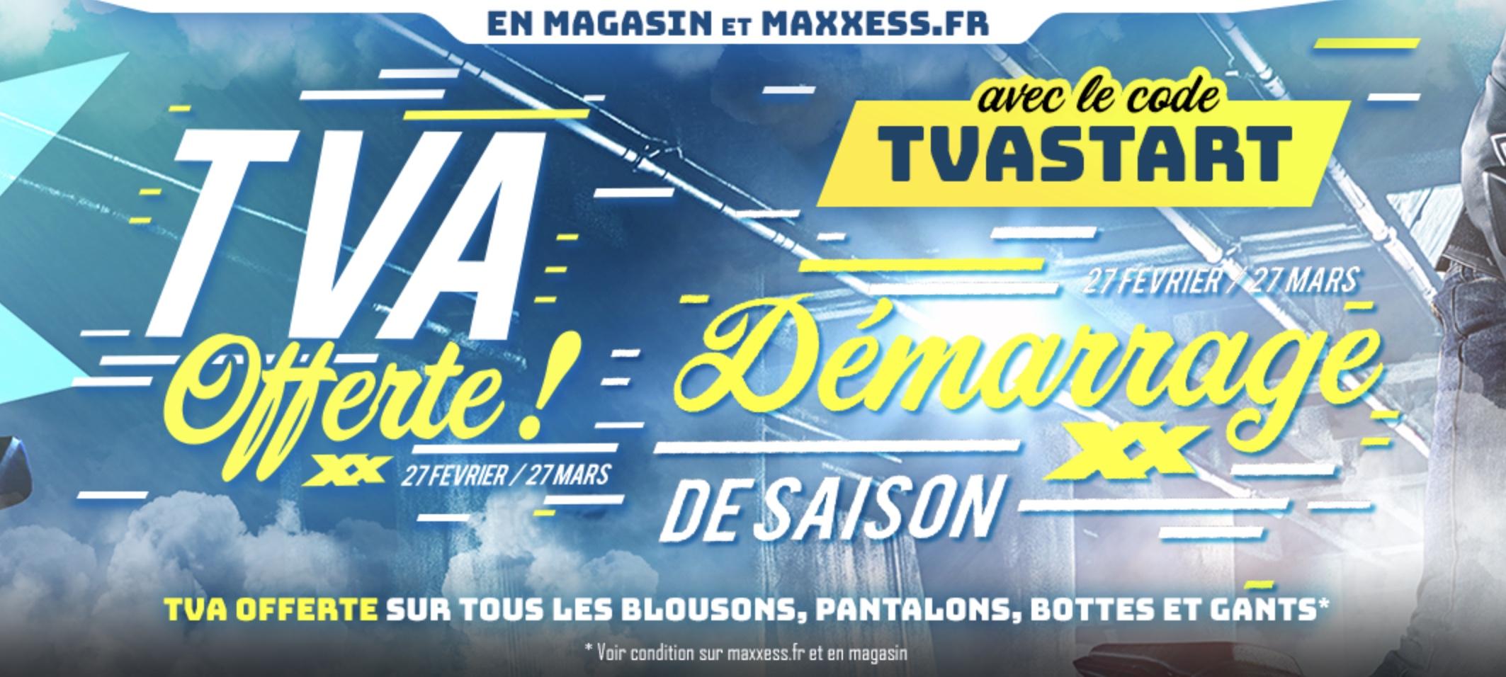 Démarrage De Saison Chez MAXXESS