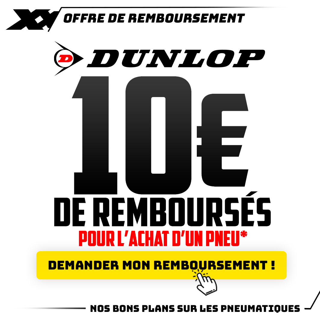 10 € DE REMBOURSÉS !