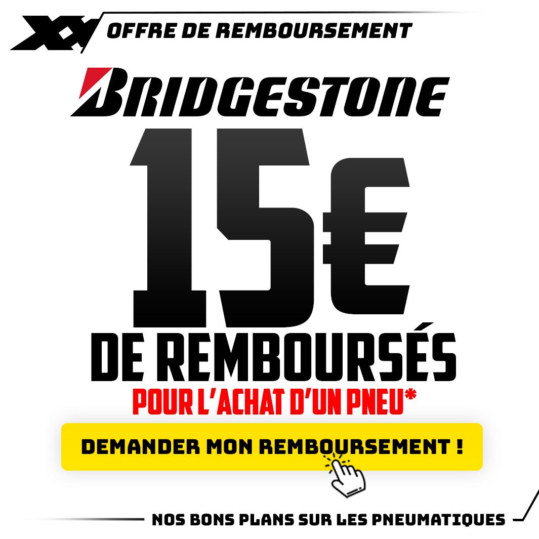 15 € DE REMBOURSÉS !