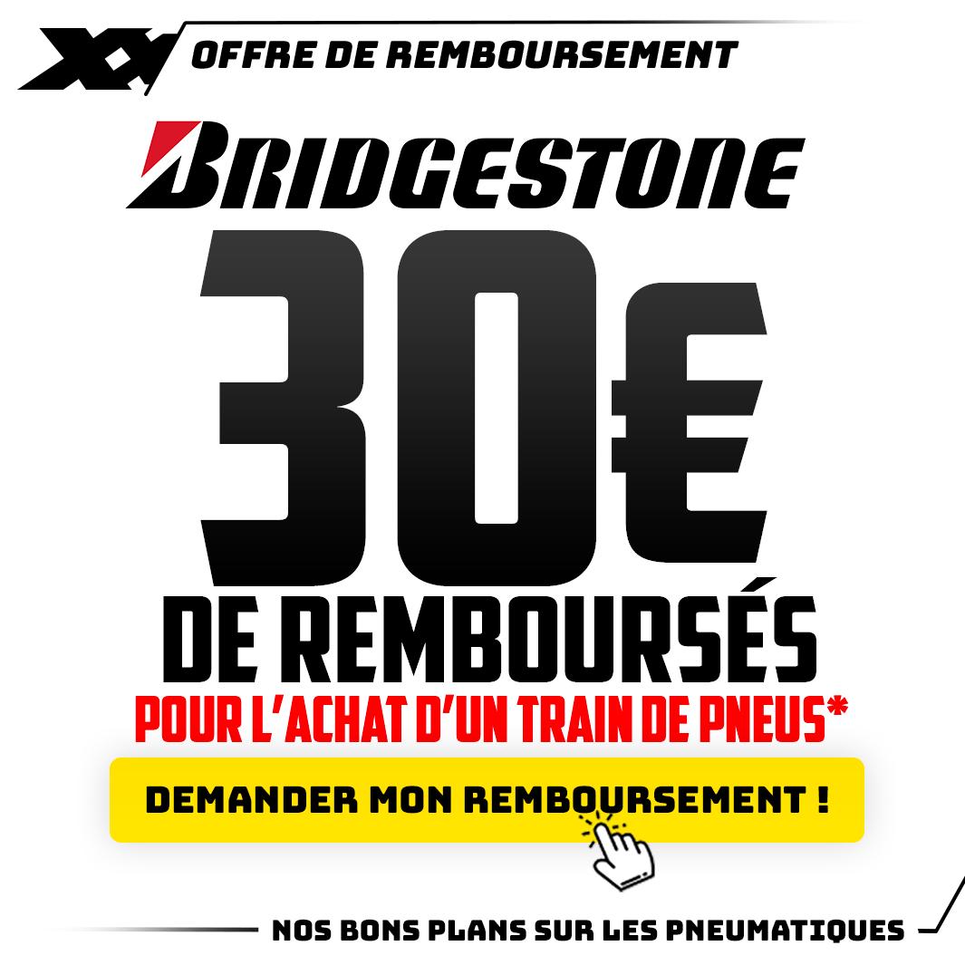 30 € DE REMBOURSÉS !