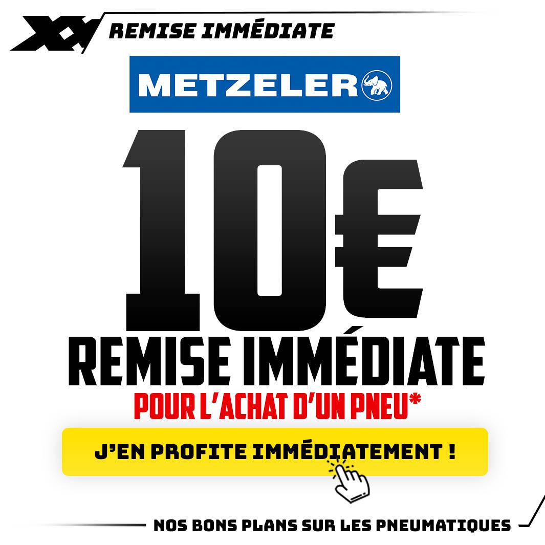 10 € DE REMISE IMMÉDIATE !
